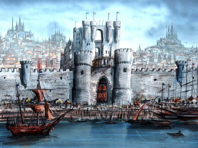 River Gate - A Wiki of Ice and Fire