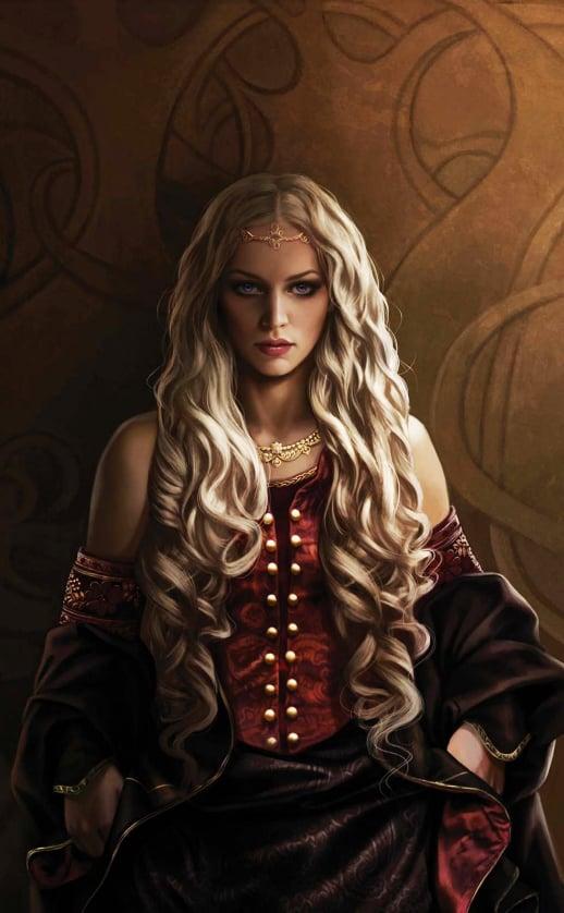 Rhaenyra Targaryen - A Wiki of Ice and Fire