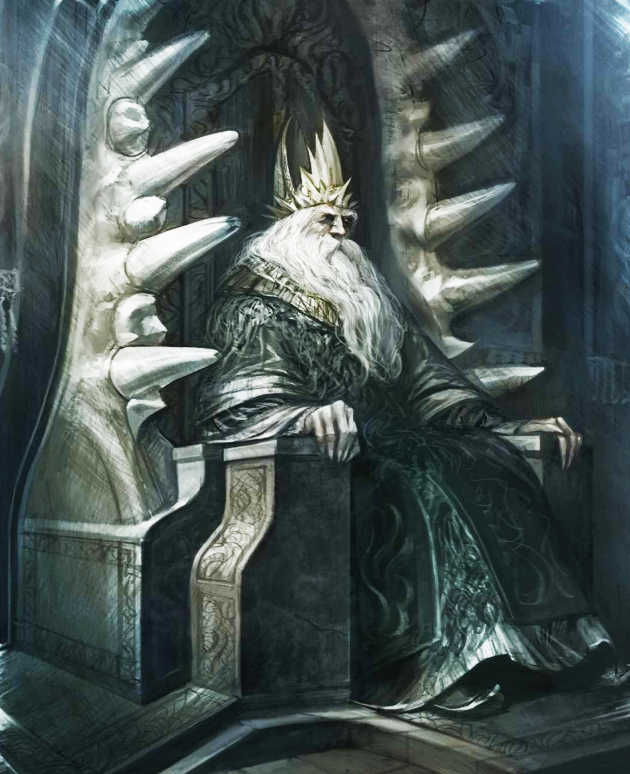 Grey King - A Wiki of Ice and Fire