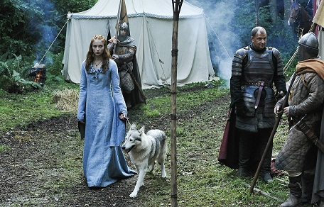File:GoT - Sansa and Lady.jpg