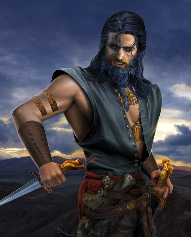 Daario Naharis - A Wiki of Ice and Fire Daario Naharis