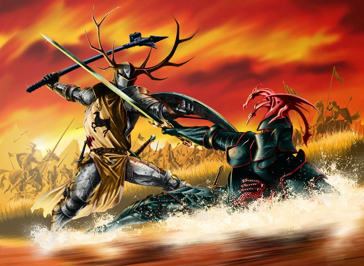 File:Battle of the Trident Robert Rhaegar by Mike S Miller.jpg