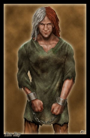 Jaqen H'ghar by Amok©