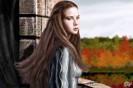Game Of Thrones Season 4 Sansa