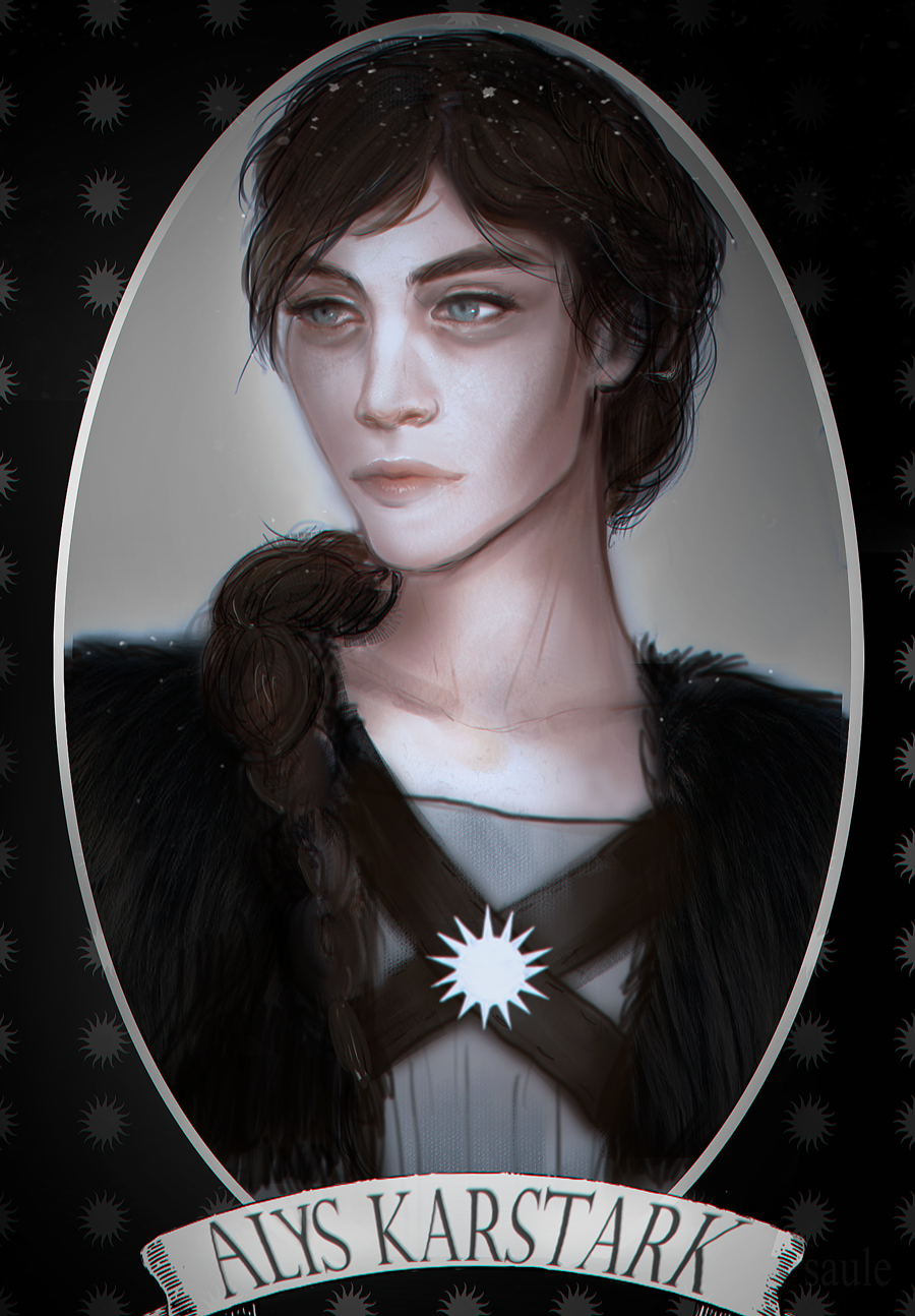 Alys Karstark A Wiki Of Ice And Fire