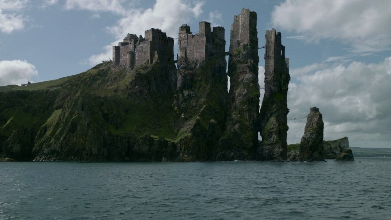 Pyke Of House Greyjoy And The Iron Islands