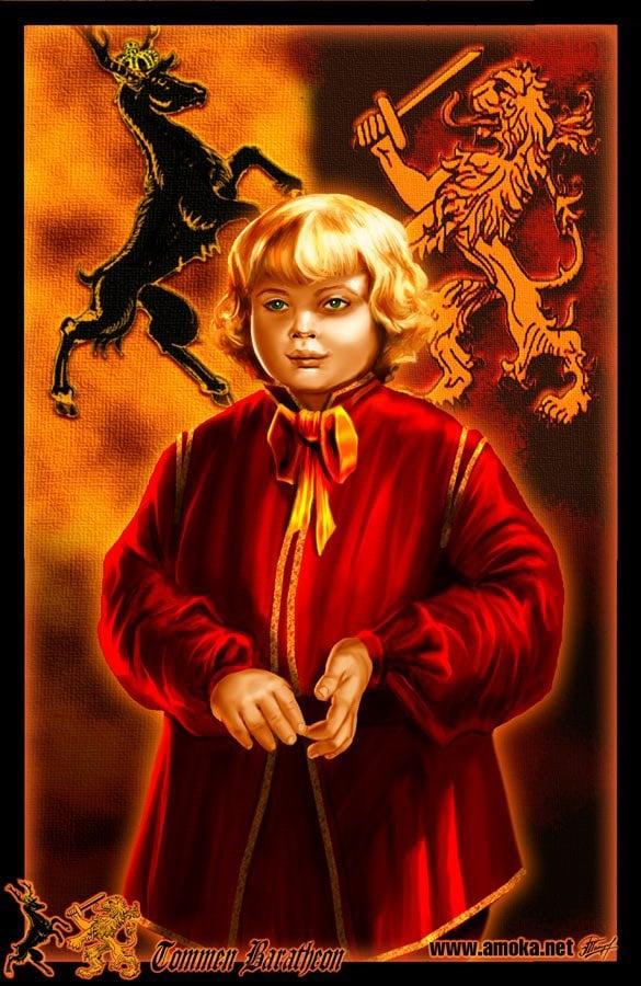 Joffrey Baratheon Sigil