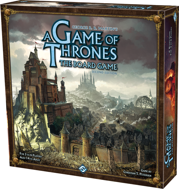 A Game of Thrones (board game) - A Wiki of Ice and Fire