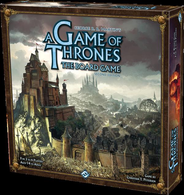 Game Of Thrones Brettspiel