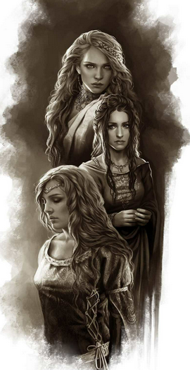 Fire and blood - 3 part 3