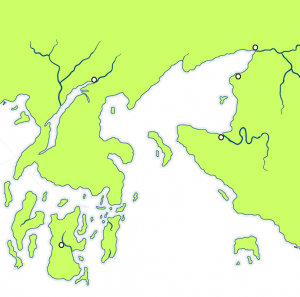 Lands of the Long Summer is located in Slaver's Bay