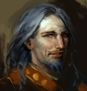 [No Spoilers] So in the books Daario Naharis looks ... Daario Naharis Arakh