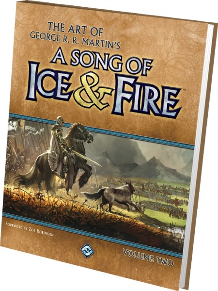 File:Art of Ice and Fire vol2.jpg