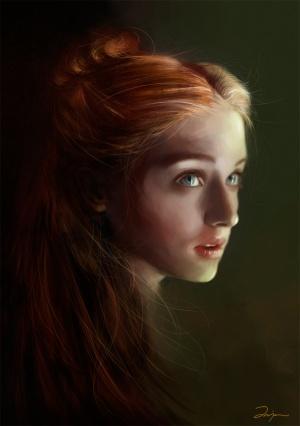 Wendy Darling  300px-Sansa_Stark_by_AniaEm