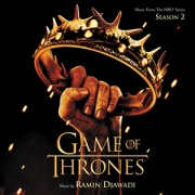 Game of Thrones: Season 2 album cover