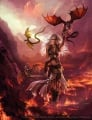 MagaliVilleneuve DaenerysTargaryen fire and dragons.jpg