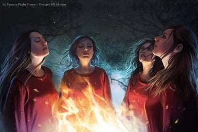 R'hllor - A Wiki of Ice and Fire - A Song of Ice and Fire & Game ...