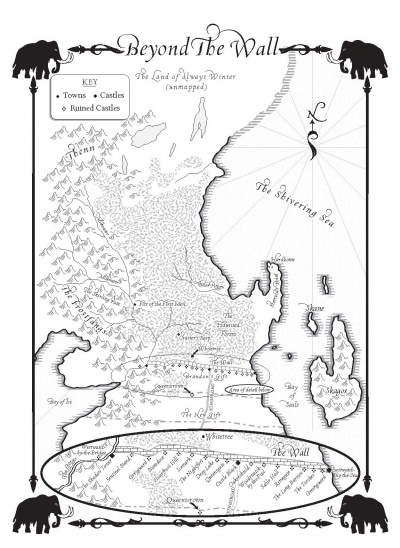 Image Result For World Map Of Game Of Thrones