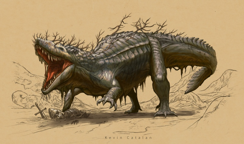 File:LizardLion by Kevin Catalan.jpg