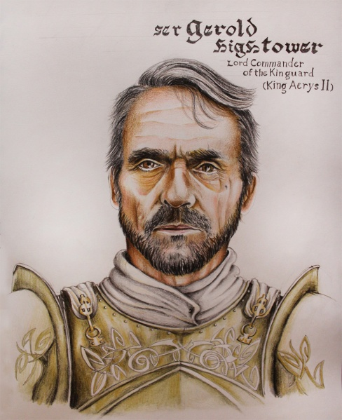 File:Gerold hightower lord commander of the kingsguard by gutter1333-d6futic.jpg