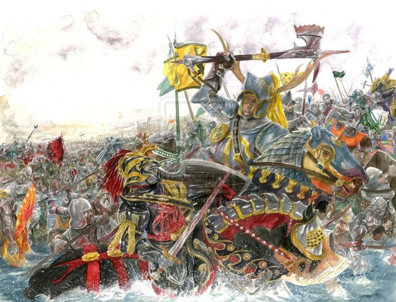 File:The battle of the trident by abepapakhian.jpg