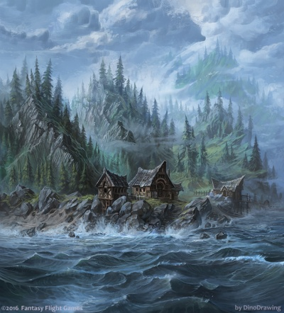 Bear Island - A Wiki of Ice and Fire