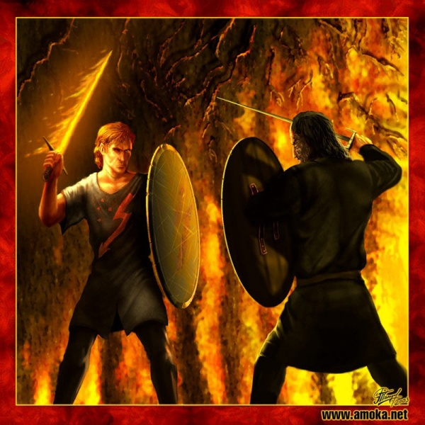 File:Sandor Clegane vs Beric Dondarrion.jpg