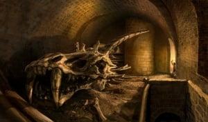 Fantasy Dining Room Fanart
