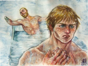 theon and sansa relationship with god