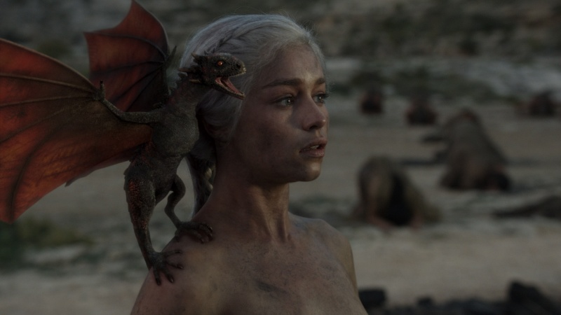 File:Daenerys and dragon HBO.jpg