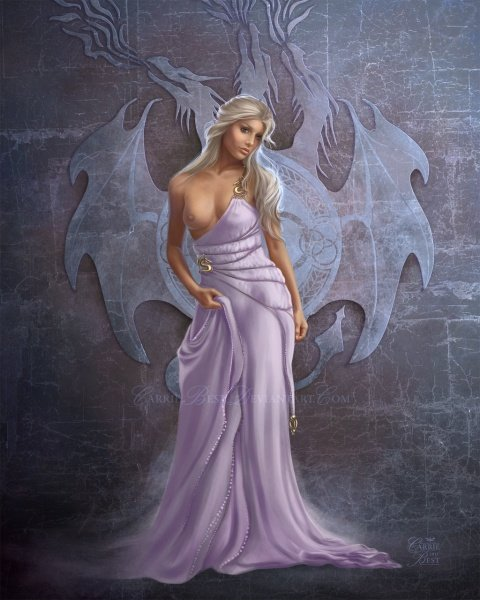 File:Daenerys by carrie best.jpg