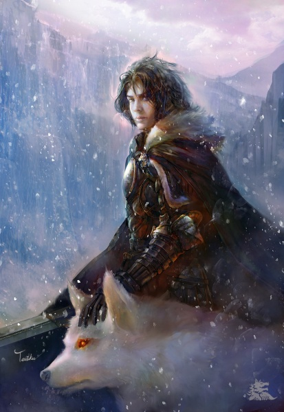 File:Jon snow by teiiku.jpg
