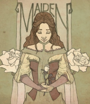 Maiden (the Seven) - A Wiki of Ice and Fire