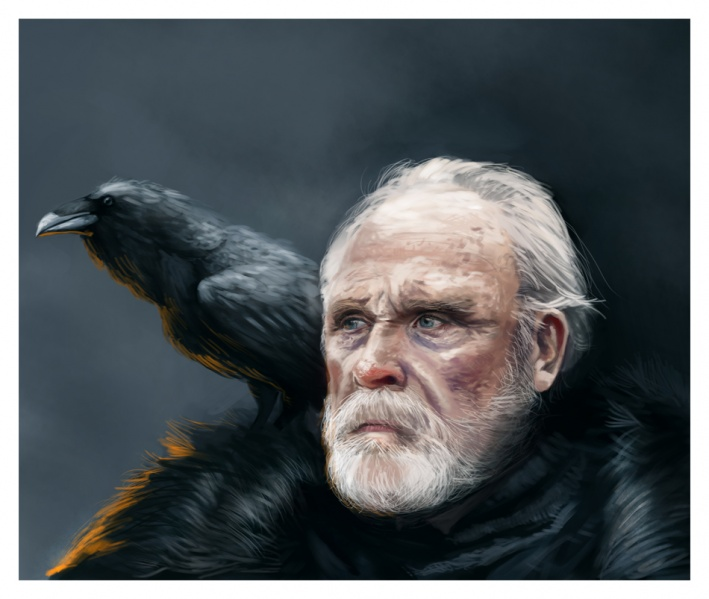 File:Jeor Mormont by reneaigner.jpg