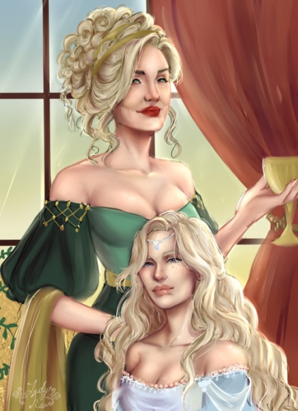 File:Falena Stokeworth & Jeyne Lothston by Rae Lavergne.jpg