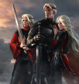 Aegon And His Sisters by Amok..png