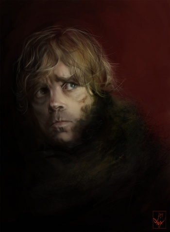 Tyrion Lannister by AniaEm.jpg