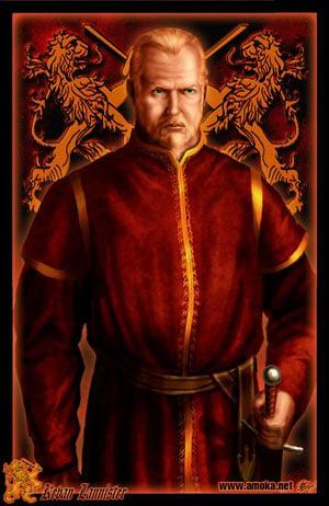 Lannister Stammbaum