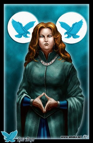 Lysa Arryn - A Wiki of Ice and Fire