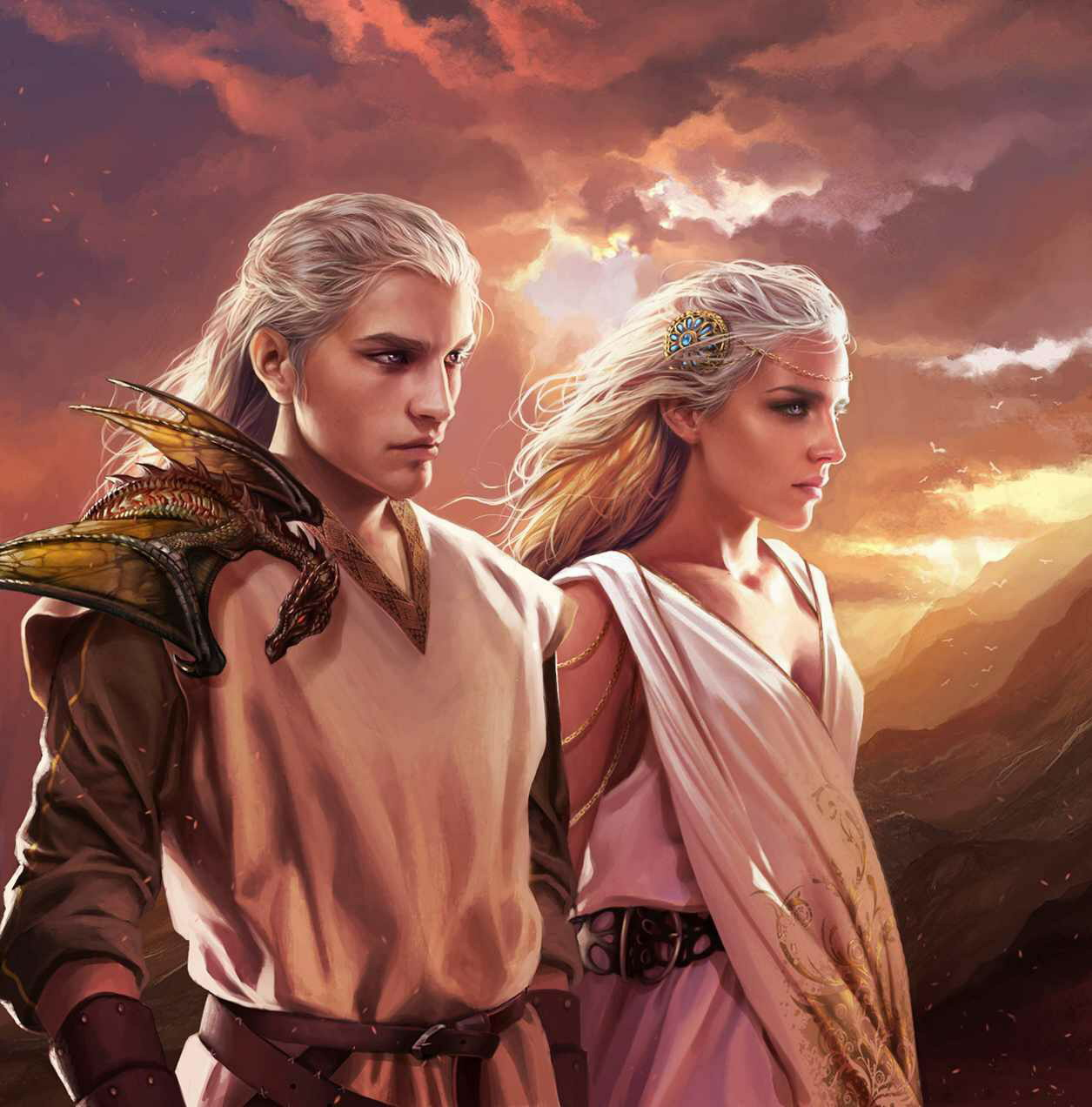 Dragonlord - A Wiki of Ice and Fire Daario Naharis Book
