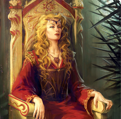 File:Cersei Lannister by Aurore Folny.png