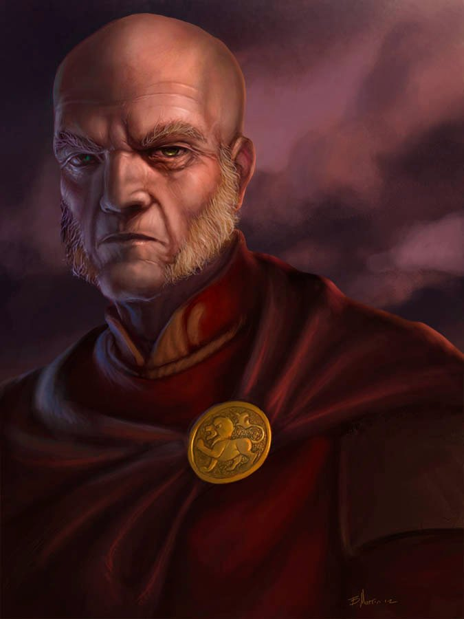 Tyrion Lannister Book Tywin Lannister - A Wi...