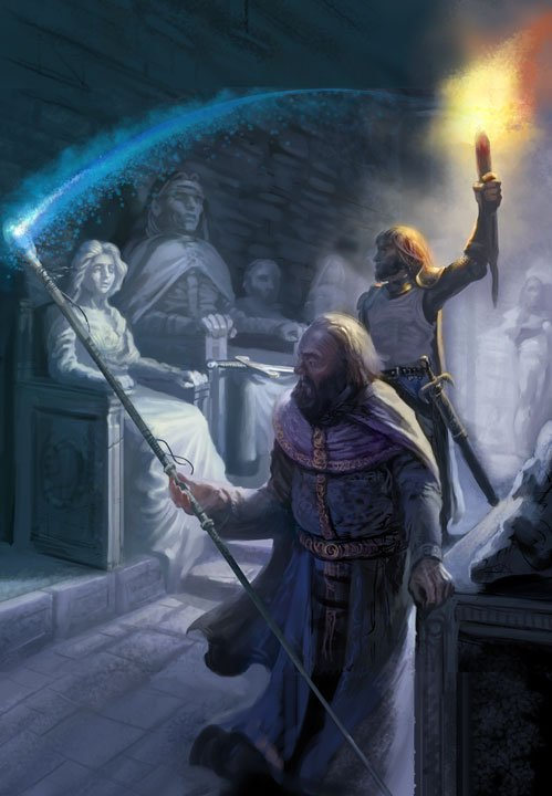 Crypt Winterfell Wiki Ice And Fire