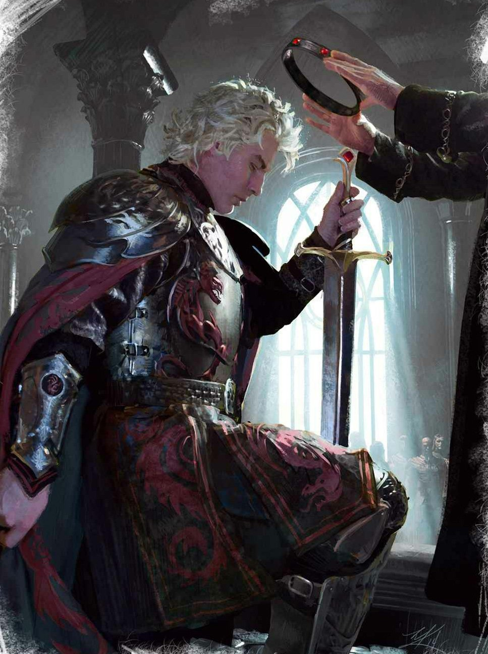 Aegon The Conqueror Crown