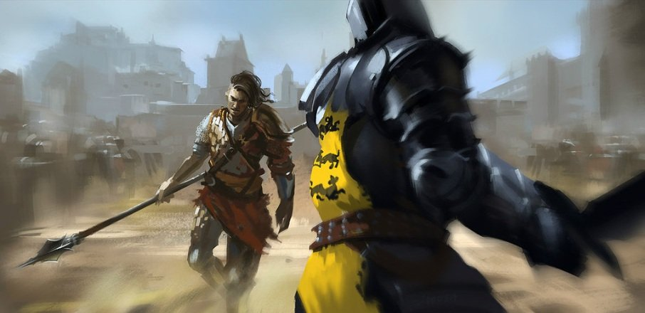 Trial by combat - A Wiki of Ice and Fire