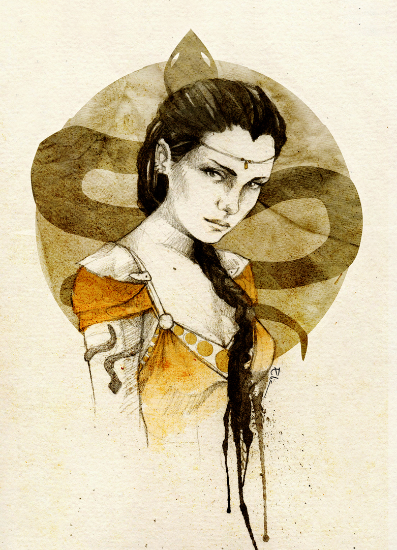 Nymeria Sand - A Wiki of Ice and Fire