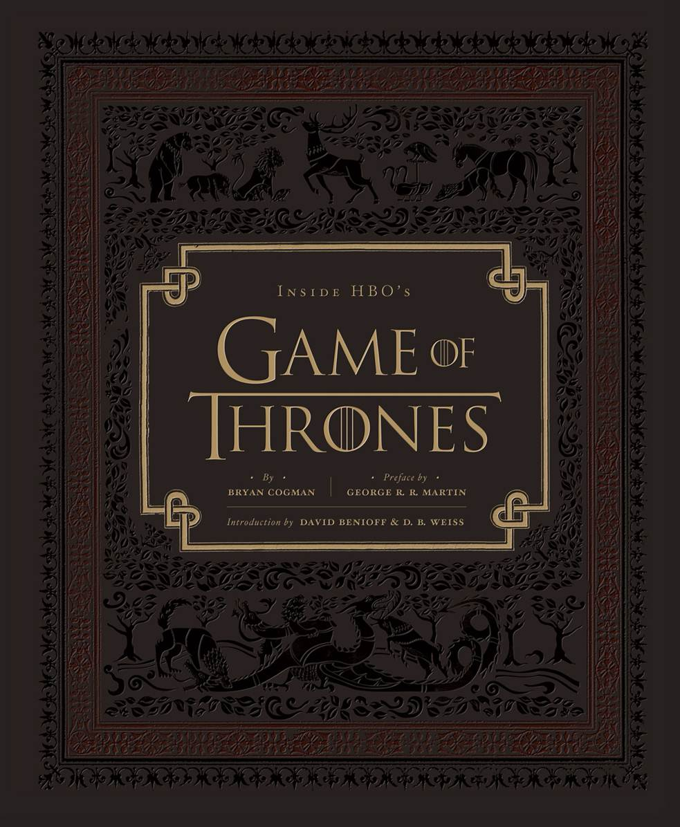 Book Cover Series Books ~ Inside hbo s game of thrones a wiki ice and fire