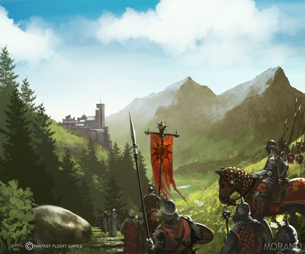 house martell guards