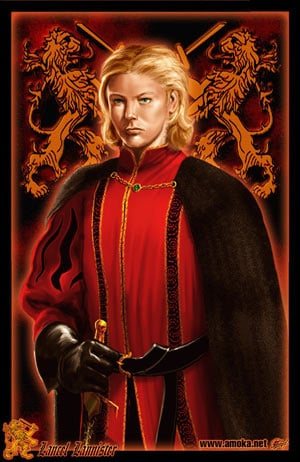 Lancel Lannister A Wiki Of Ice And Fire