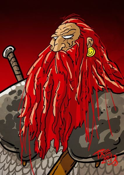 Bloodbeard A Wiki Of Ice And Fire